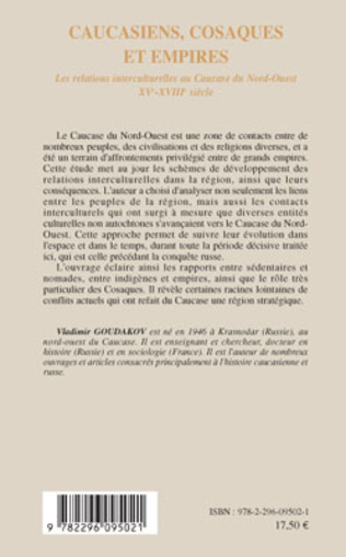 4eme Caucasiens, cosaques et empires