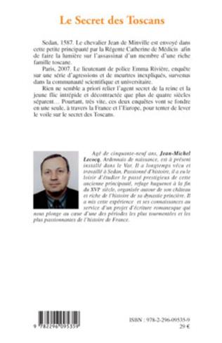 4eme Le Secret des Toscans