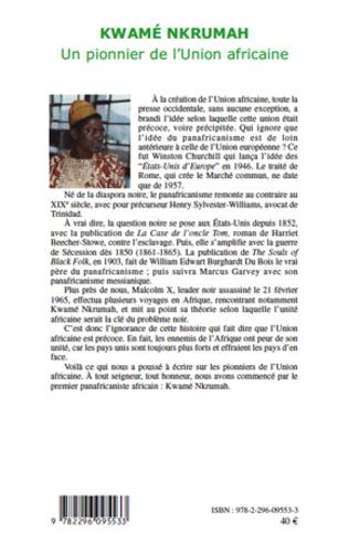 4eme Kwamé Nkrumah (Tome 1)