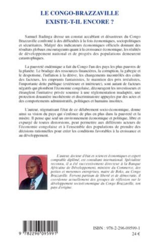 4eme Le Congo-Brazzaville existe-t-il encore ?