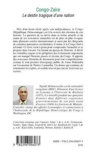 4eme Congo-Zaïre