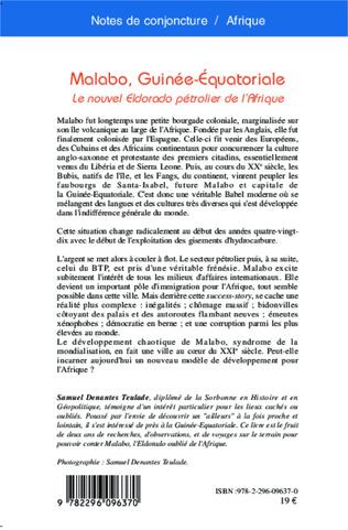 4eme Malabo, Guinée-Equatoriale