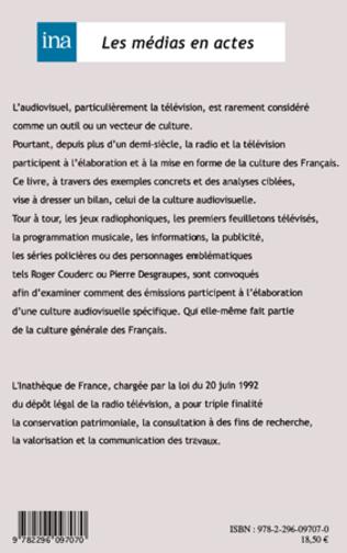 4eme La culture audiovisuelle des années 1960-1970