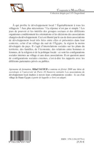 4eme Le développement local en Egypte