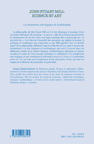 4eme John Stuart Mill (volume second)