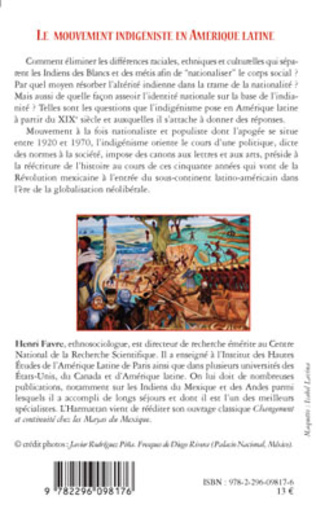 4eme Le mouvement indigéniste en Amérique Latine