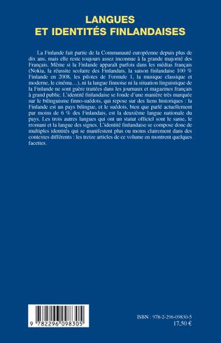 4eme Langues et identités finlandaises