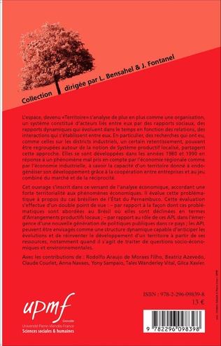 4eme Territoire et développement économique au Brésil