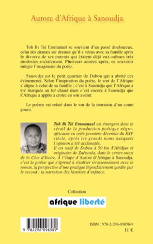 4eme Aurore d'Afrique à Sanoudja