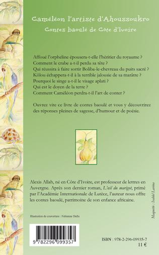 4eme Caméléon l'artiste d'Ahoussoukro