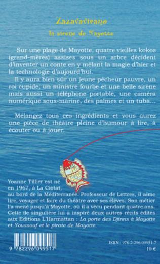 4eme Zazavavirano, la sirène de Mayotte