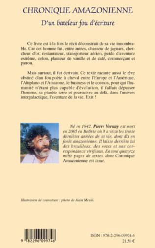 4eme Chronique amazonienne