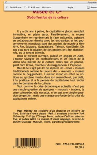 4eme Musée et Cie