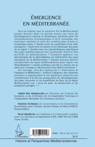 4eme Emergence en Méditerranée