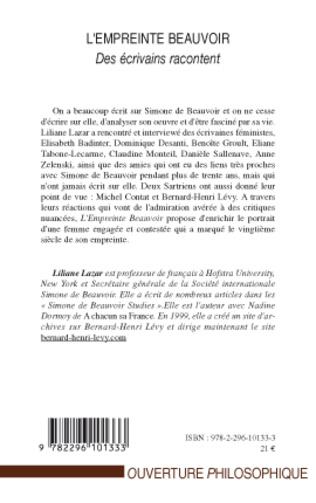 4eme L'Empreinte Beauvoir