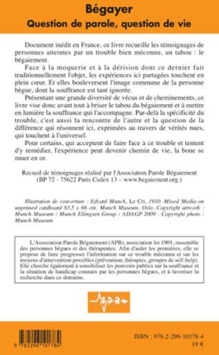 4eme Bégayer