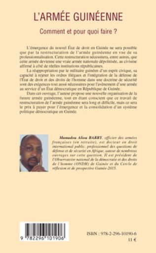 4eme L'armée guinéenne