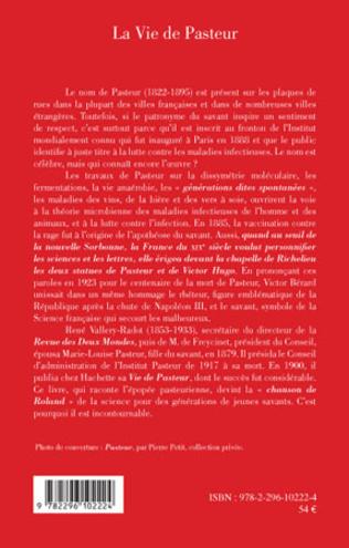 4eme La vie de Pasteur