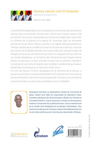 4eme Serigne Abdoul Aziz Sy Dabbâkh