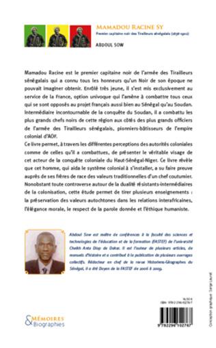 4eme Mamadou Racine Sy