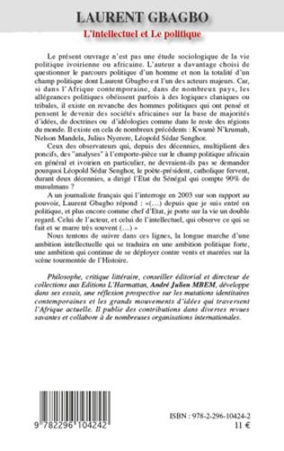 4eme Laurent Gbagbo