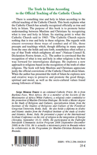 4eme The truth in Islam according to the official teaching of the catholic church
