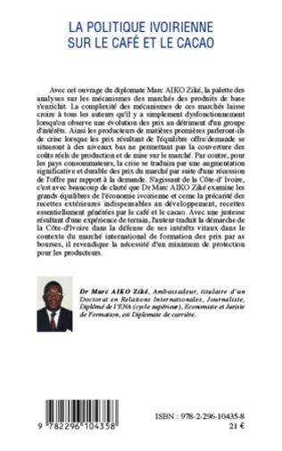4eme La politique ivoirienne sur le café et le cacao