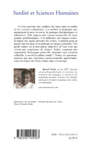 4eme Surdité et Sciences Humaines