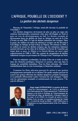 4eme L'Afrique, poubelle de l'Occident ?