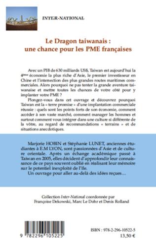 4eme Le Dragon taiwanais : une chance pour les PME françaises