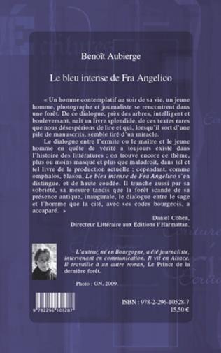 4eme Le bleu intense de Fra Angelico