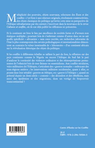 4eme L'Afrique, entre cultures et conflits