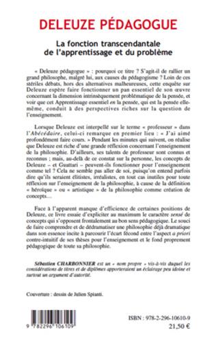 4eme Deleuze pédagogue