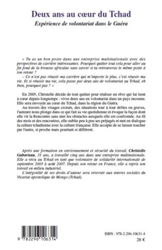 4eme Deux ans au coeur du Tchad