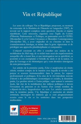 4eme Vin et République