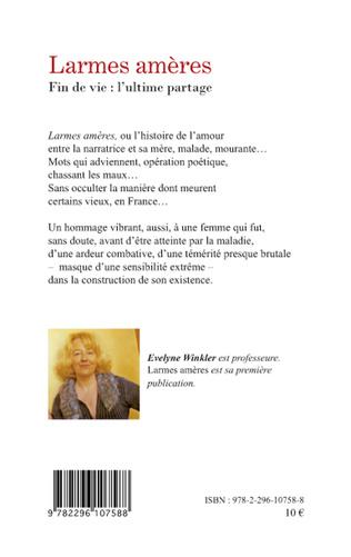 4eme Larmes amères