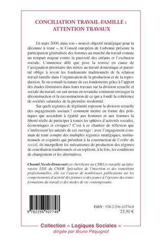 4eme Conciliation travail-famille : attention travaux