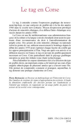 4eme Le tag en Corse