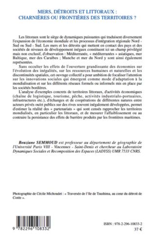 4eme ESPACES LITTORAUX ENTRE OUVERTURE ET ENCLAVEMENT : ARZEWET BÉNI-SAF (ALGÉRI