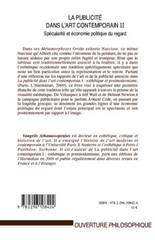 4eme La publicité dans l'art contemporain (T II)
