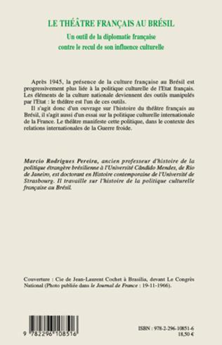 4eme Le théâtre français au Brésil