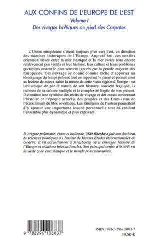 4eme Aux confins de l'Europe de l'Est (volume 1)