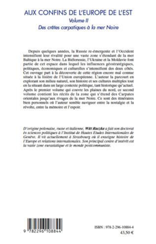 4eme Aux confins de l'Europe de l'Est (volume 2)