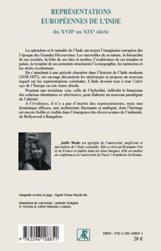 4eme Représentations européennes de l'Inde du XVII e au XIX e siècle