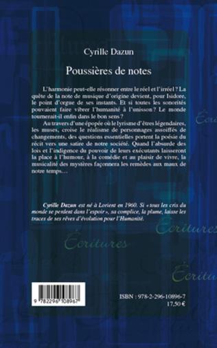 4eme Poussières de notes