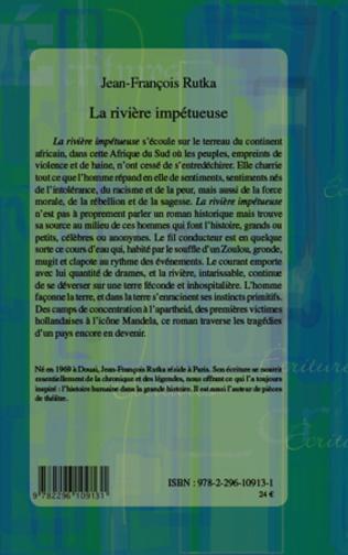 4eme La rivière impétueuse