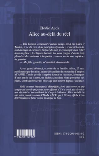 4eme Alice au-delà du réel