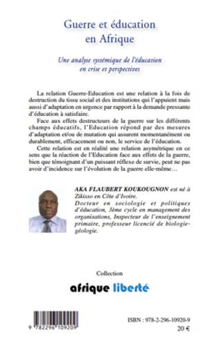 4eme Guerre et éducation en Afrique