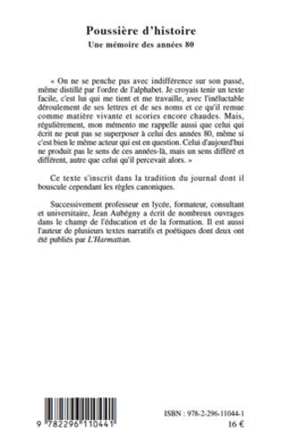 4eme Poussière d'histoire