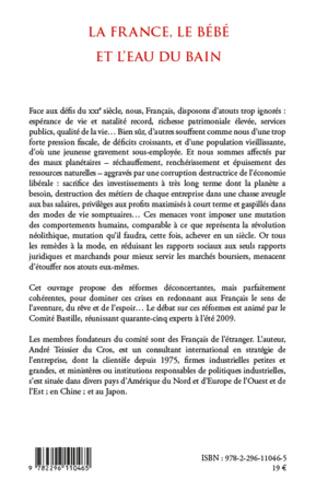 4eme La France, le Bébé et l'Eau du bain